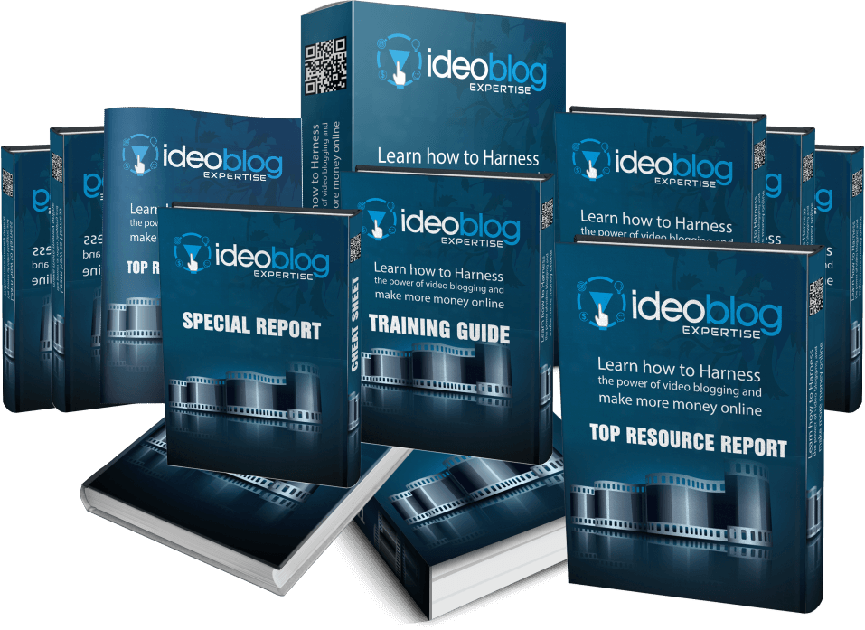 Video Blog Expertise with PLR Download